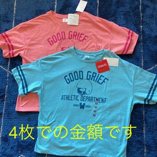 スヌーピー(SNOOPY)のSNOOPY ウッドストック Tシャツ Mサイズ 新品未使用 匿名配送(Tシャツ(半袖/袖なし))