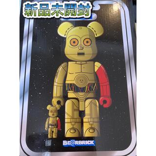 メディコムトイ(MEDICOM TOY)のBE@RBRICK C-3PO THE FORCE AWAKENS 新品未使用(その他)