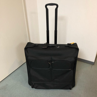 トゥミ(TUMI)のused●TUMI トゥミ ロングウィールド ガーメントバッグ 22032D4(トラベルバッグ/スーツケース)