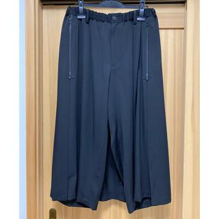 Yohji Yamamoto - [再掲] Yohji Yamamoto 20aw スカートパンツ