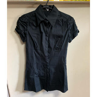 リップサービス(LIP SERVICE)のリップサービスパフスリーブシャツ(シャツ/ブラウス(半袖/袖なし))