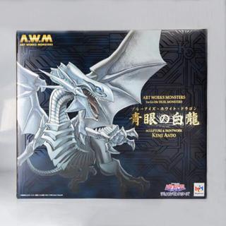遊戯王 - 遊戯王 青眼の白龍 ART WORKS MONSTERS フィギュア