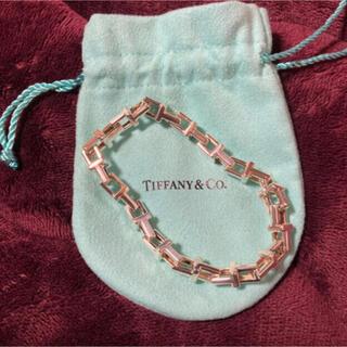 ティファニー(Tiffany & Co.)のティファニー tチェーン ブレスレット L ナロー か(ブレスレット)