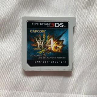 ニンテンドー3DS - 中古 Nintendo 3DS モンスターハンター4G