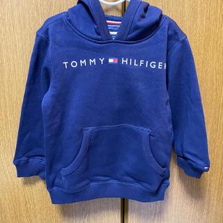 トミーヒルフィガー(TOMMY HILFIGER)のTOMMY  パーカー トレーナー(Tシャツ/カットソー)