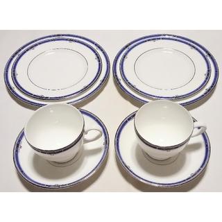 WEDGWOOD - 大人気ブランド食器廃盤品(ウェッジウッド KINGSBRIDGE 6点)新品格安