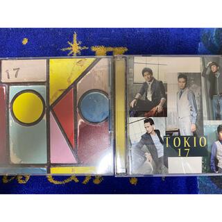 TOKIO 17 CD&DVD 2点