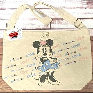 Disney - ★ディズニー★ミニーマウス★ショルダーバッグ/斜めがけバッグ★調整可能★ミニー★