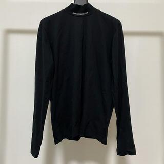 ジョンローレンスサリバン(JOHN LAWRENCE SULLIVAN)のJOHN LAWRENCE SULLIVAN hi-neck top(Tシャツ/カットソー(七分/長袖))