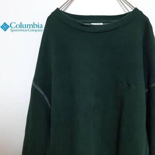 コロンビア(Columbia)のColumbia コロンビア スウェット トレーナー 古着(スウェット)