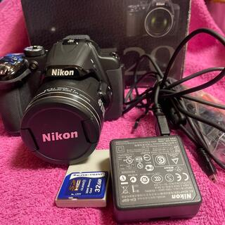 Nikon - Nikon COOLPIX デジタルカメラ Performance P520 B