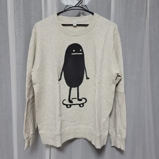 Design Tshirts Store graniph - graniph グラニフ スウェット ビューティフルシャドー