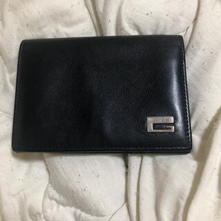 Gucci - 正規品 中古 グッチ 名刺入れ カードケース