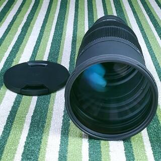 シグマ(SIGMA)のSIGMA APO 120-300mm F2.8 EX DG EF用【難あり】(レンズ(ズーム))