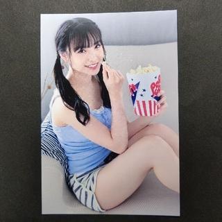 エヌエムビーフォーティーエイト(NMB48)のNMB48 梅山恋和『BOMB』2021年11月号 限定特典ポストカード(アイドルグッズ)