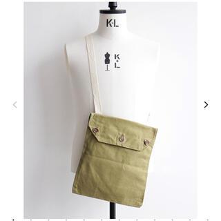 エンジニアードガーメンツ(Engineered Garments)の40s WWⅡ British Military Shoulder Bag(ショルダーバッグ)