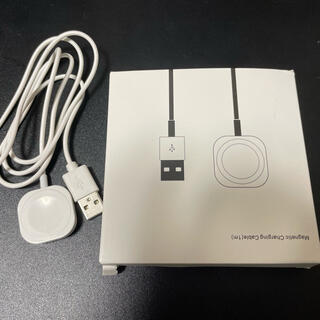 アップルウォッチ(Apple Watch)のApple watch 充電器(バッテリー/充電器)