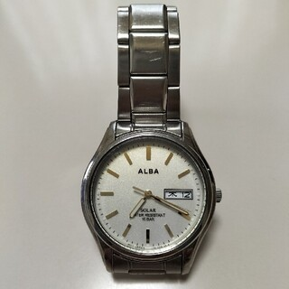 ALBA - ALBAソーラー腕時計