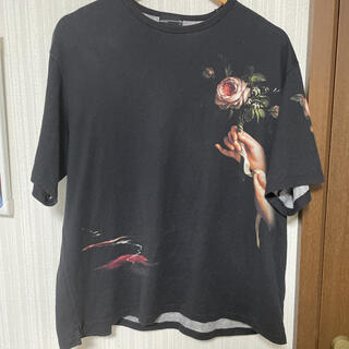 LAD MUSICIAN - ラッドミュージシャン 21ss 花柄 Tシャツ