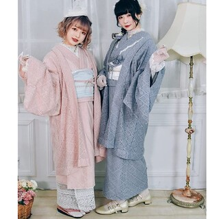 Angelic Pretty - 今、流行のレース着物【2156】