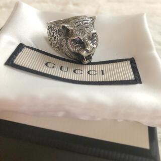 グッチ(Gucci)のGucci グッチキャットヘッドリング(キーホルダー)