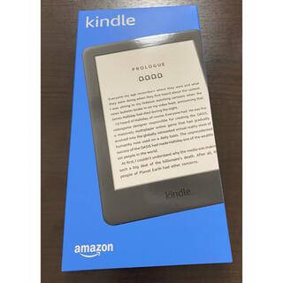 新品未開封 Kindle フロントライト搭載 Wi-Fi 8GB 広告つき