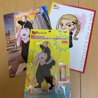 BANDAI NAMCO Entertainment - 東京リベンジャーズ アクリルプレート ナムコ限定 ドラケン イラストカード付き