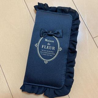 メゾンドフルール(Maison de FLEUR)のメゾンドフルールiPhoneケース(iPhoneケース)
