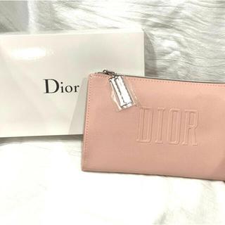 Dior - Dior ディオール ノベルティ ポーチ ベビーピンク 新品未使用品 パステル