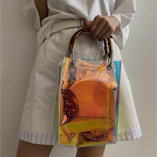 アメリヴィンテージ(Ameri VINTAGE)のMEDI AURORA CLEAR BAG(ショルダーバッグ)