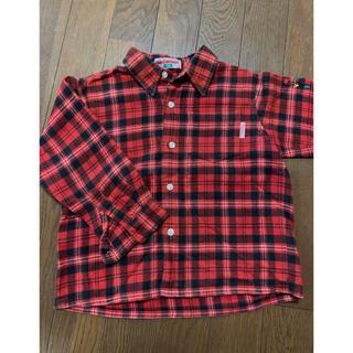 ミキハウス(mikihouse)のミキハウス 子供服 100cmシャツ(ブラウス)