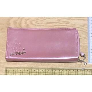 サンリオ(サンリオ)の【新品】Hello Kitty ハローキティー 長財布(財布)