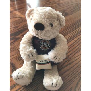 タリーズコーヒー(TULLY'S COFFEE)のタリーズコーヒー クマ(ぬいぐるみ)