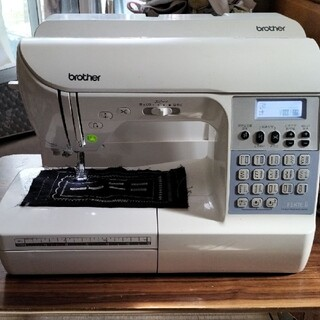 brother - ブラザー実用縫いコンピューターミシン フェリエⅡ