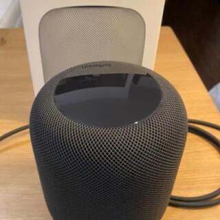 Apple - HomePod ブラック 【apple】