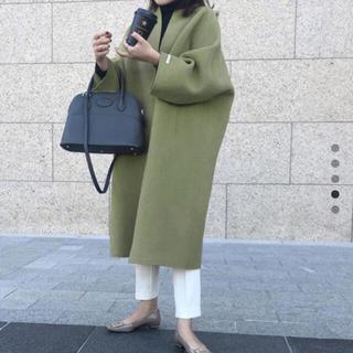 dholic - コート dwstyle 韓国 ピスタチオ