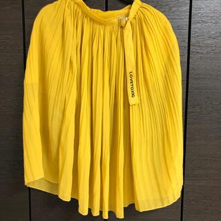 レピピアルマリオ(repipi armario)のガールズ スカート、ズボン3点まとめ売り(スカート)