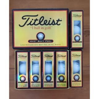 Titleist - タイトリスト ゴルフボール ホワイト