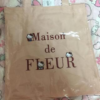 Maison de FLEUR - メゾンドフルール かくれんぼトート
