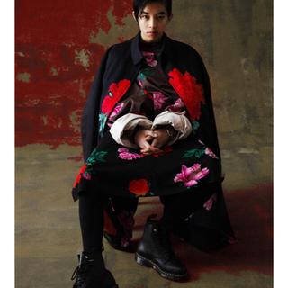 Yohji Yamamoto - ヨウジヤマモト 花と少年期 ボタンシャツ