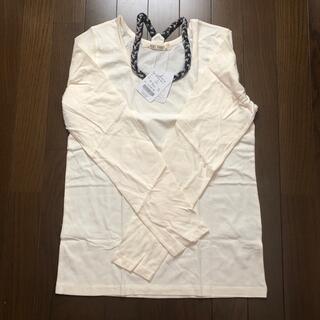 ハートマーケット(Heart Market)のHEART MARKET 三つ編みロングTシャツ(Tシャツ(長袖/七分))