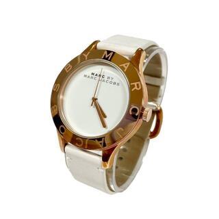 マークバイマークジェイコブス(MARC BY MARC JACOBS)の【未使用】マークバイマークジェイコブス MBM1201 腕時計(腕時計)