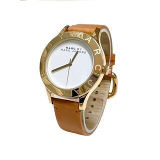 マークバイマークジェイコブス(MARC BY MARC JACOBS)の【未使用】マークバイマークジェイコブス MBM1218 腕時計(腕時計)