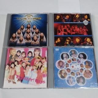 モーニングムスメ(モーニング娘。)のモーニング娘。DVD 4枚セット(ミュージック)