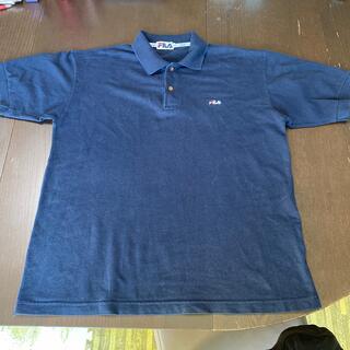 フィラ(FILA)のFILA ポロシャツXL 紺色(ポロシャツ)
