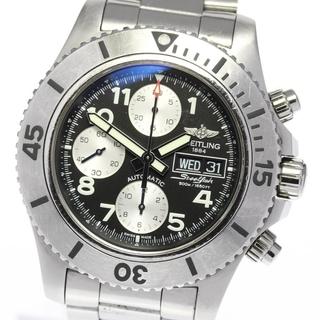 ブライトリング(BREITLING)のブライトリング スーパーオーシャン A13341 メンズ 【中古】(腕時計(アナログ))