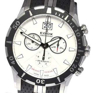 エドックス(EDOX)の☆美品 エドックス グランドオーシャン 10022-3-AIN メンズ 【中古】(腕時計(アナログ))