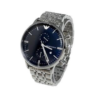 エンポリオアルマーニ(Emporio Armani)の【未使用】EMPORIO ARMANI AR1648 デイト クォーツ 腕時計(腕時計(アナログ))