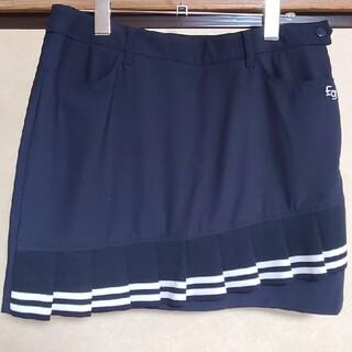 【韓国ブランド】フロントプリーツスカート