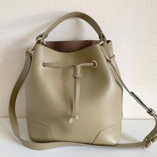 Furla - 美品◆FURLA STACY ステイシー◆2way 巾着型 ショルダーバッグ